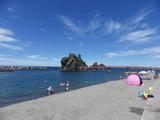 日本海の海水浴場