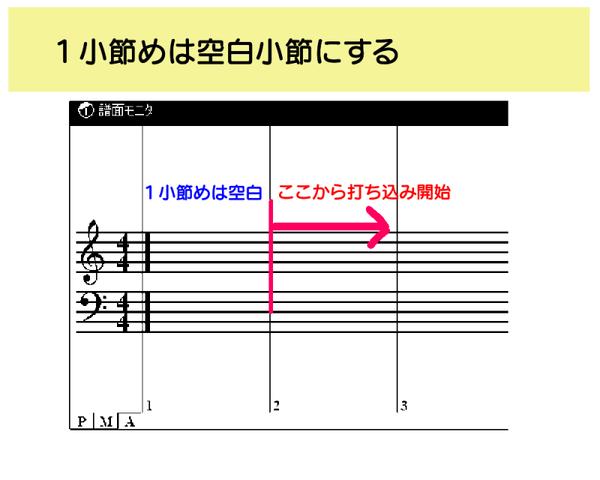 音楽ソフトMuse メイキング