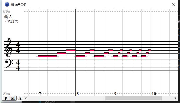 音長対応マクロ2