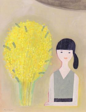 黄色いプレゼント