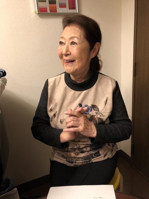 幸田弘子さん3