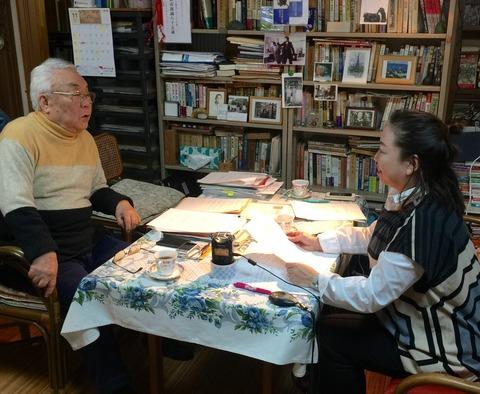 本庄慧一郎さんインタビュー収録20171108