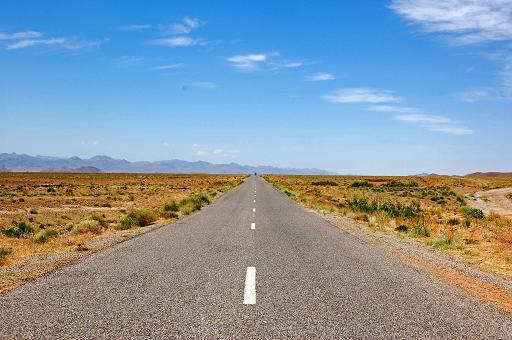 エルフードへの道