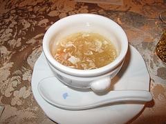 2009.12.13 圭 結婚披露宴 食事 8