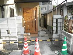 2010 T様 外構工事 4