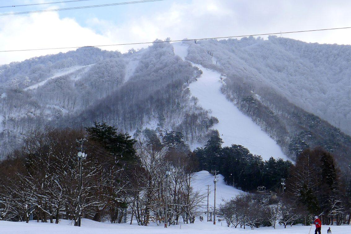 七ヶ宿 スキー場