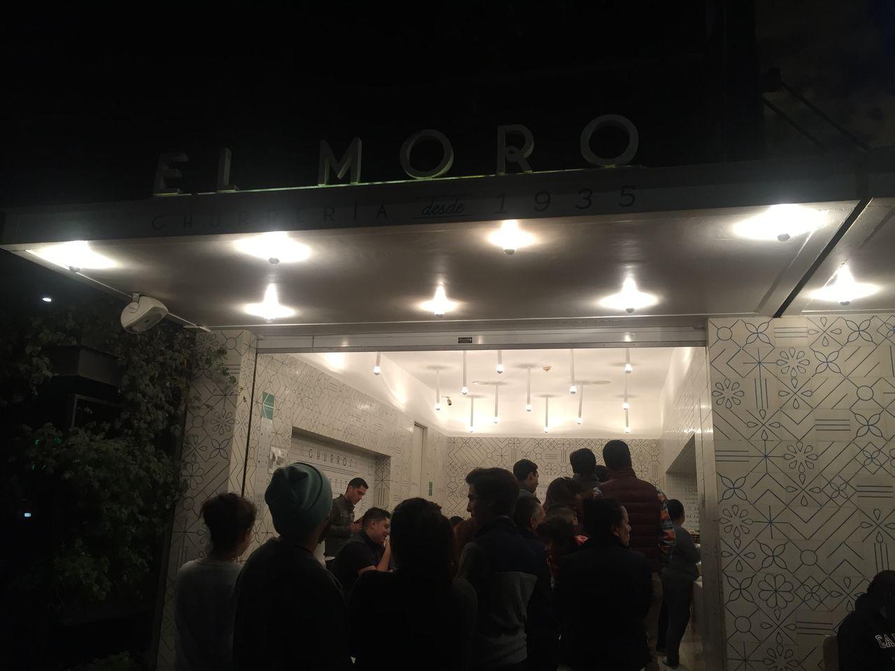 メキシコのメ👀 : El Moro (エル ...