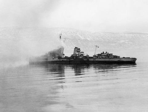 ナルビク沖海戦