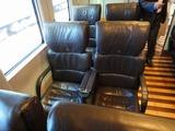 67革張り座席