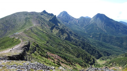 八ヶ岳赤岳鉱泉