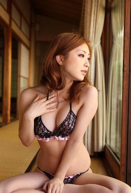 若妻エロ下着・下着美女・ちんこ起つ美人人妻下着姿エロ動画像 (7)