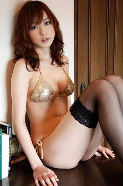 かわいい下着美女と水着とフルヌードのエロ動画像 (16)