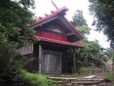 大山阿夫利神社_前社[1]
