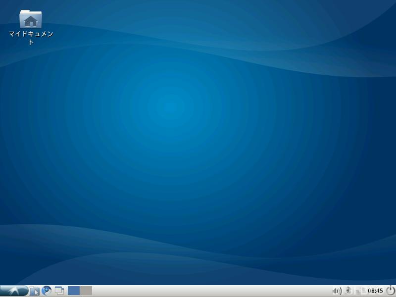 Lubuntu 10.04 - LXDM