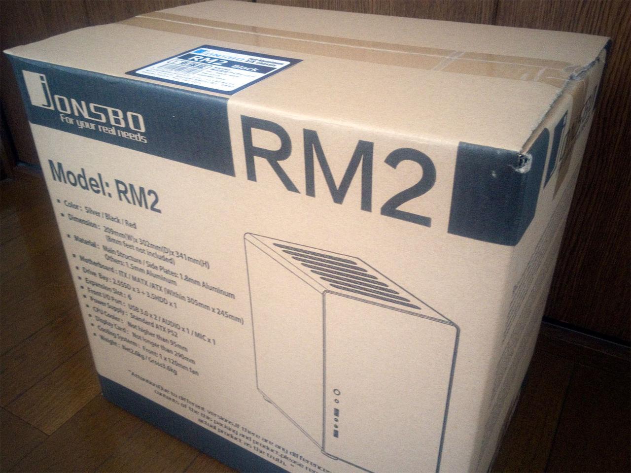 JONSBO RM2 箱2