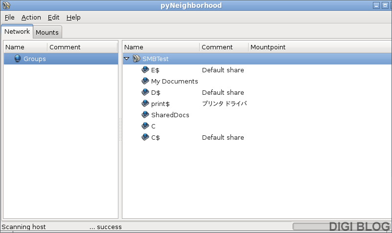 Lubuntu 10.04 - pyNeighborhood