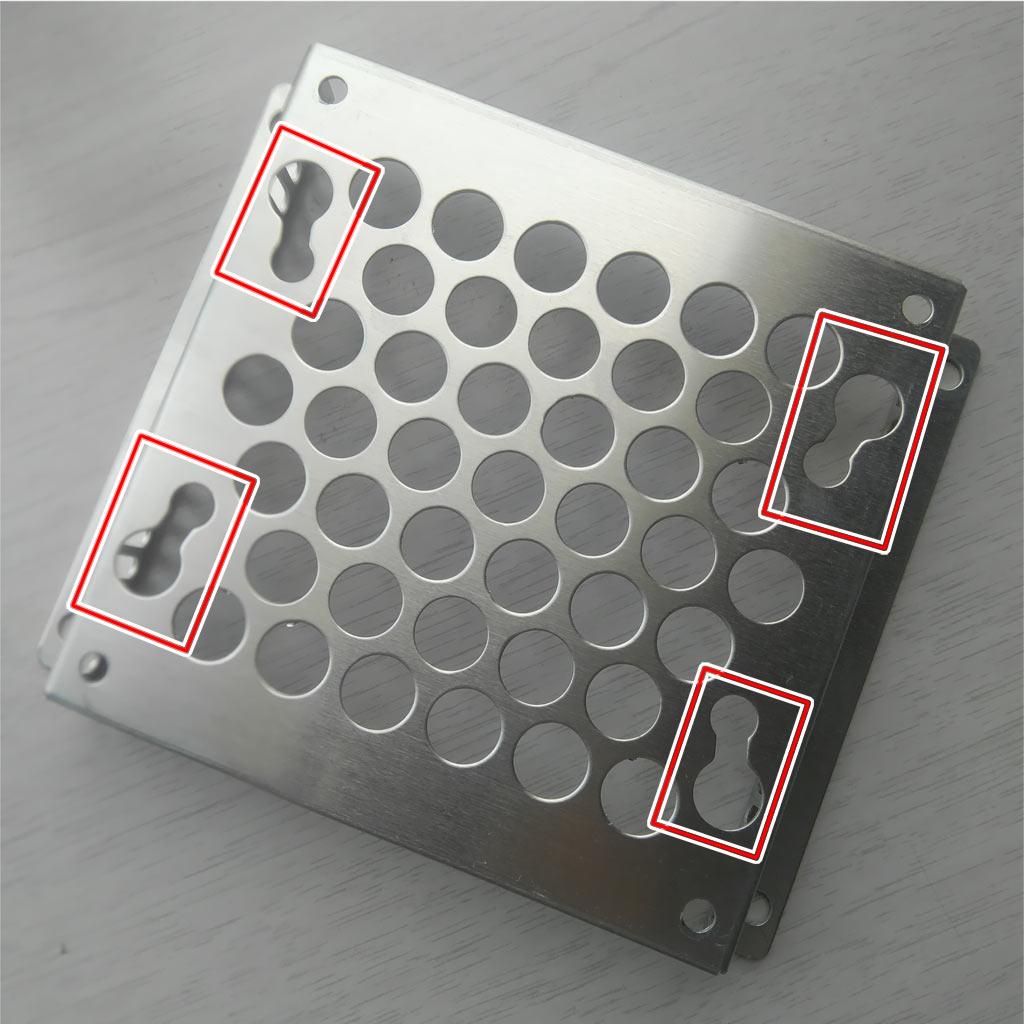 JONSBO RM2 12cmファンステイ