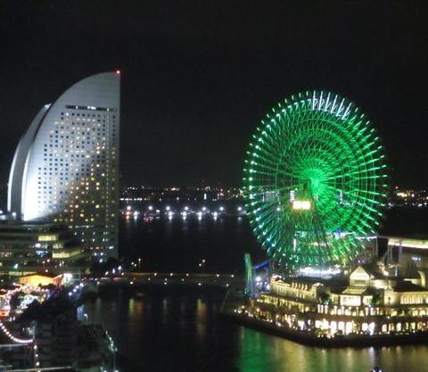 横浜夜景2017