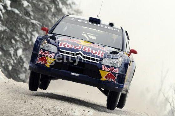 キミ・ライコネン、シトロエンC4 WRC、WRC ラリースウェーデン