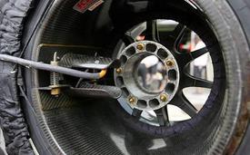 マクラーレンのホイール(エンケイ)、2009年F1ブラジルGP