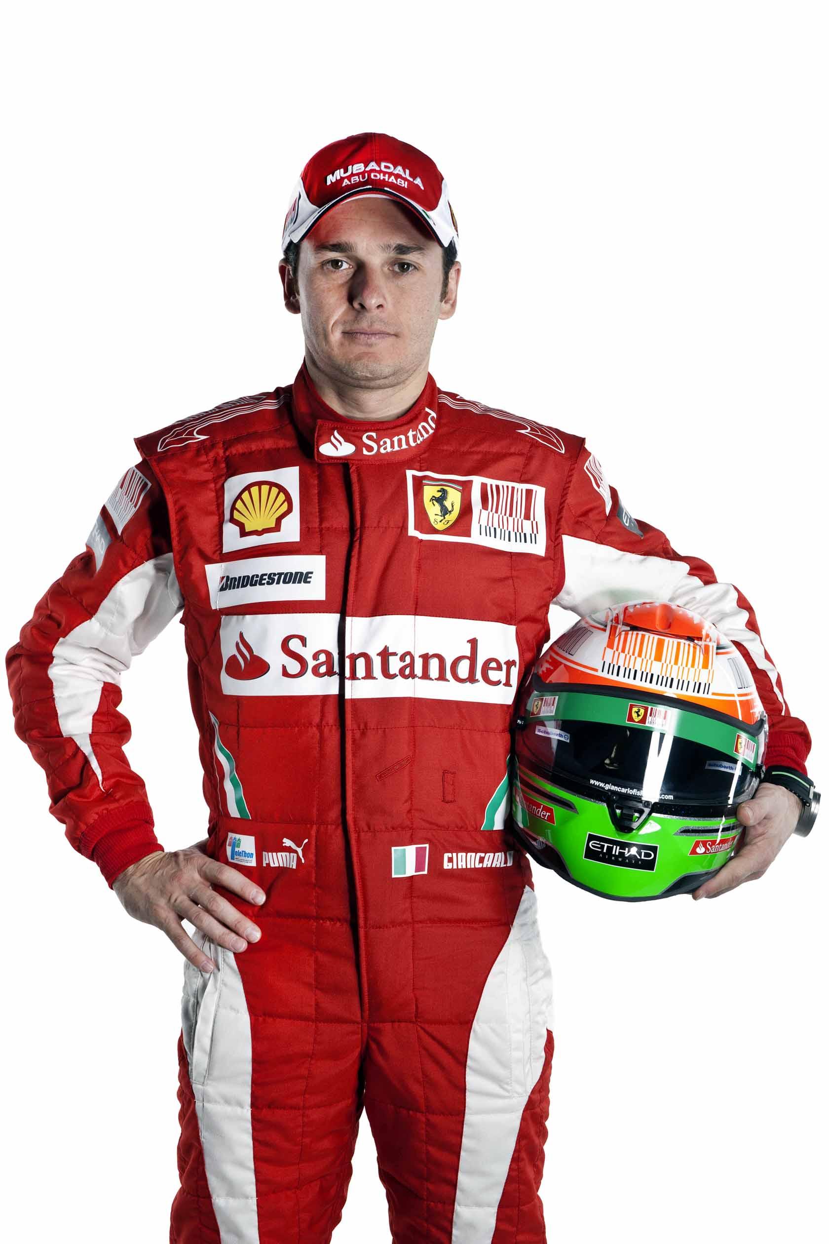 Formula  Race Car Driver Ricardo