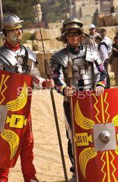 キミ・ライコネン、古代ローマ軍兵士、ラリーヨルダン