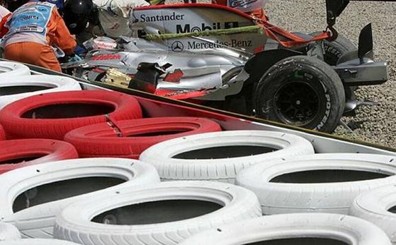 ヘイキ・コバライネン、2008年F1スペインGP