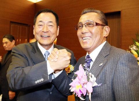 森繁和監督を励ます会の出席者www 森繁和監督を励ます会の出席者www : なんJ新聞
