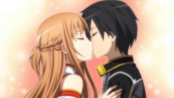 男女がキスしてる二次画像が欲しいんです03