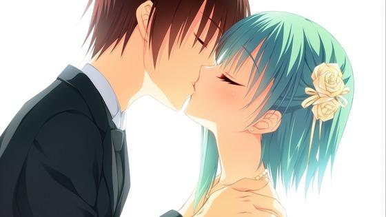 男女がキスしてる二次画像が欲しいんです16