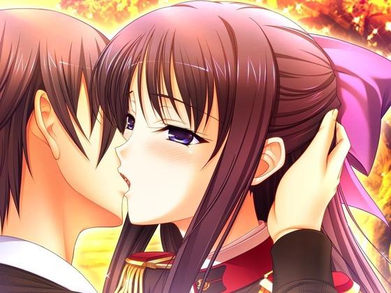 男女がキスしてる二次画像が欲しいんです01