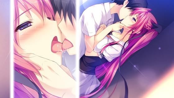 男女がキスしてる二次画像が欲しいんです11