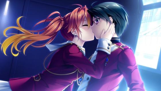男女がキスしてる二次画像が欲しいんです05