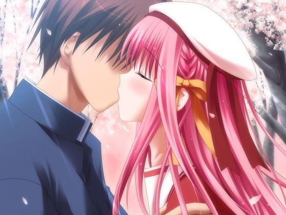 男女がキスしてる二次画像が欲しいんです09