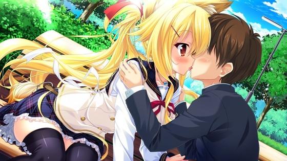 男女がキスしてる二次画像が欲しいんです06