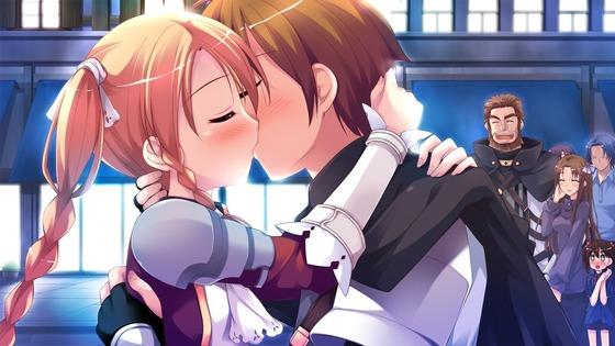 男女がキスしてる二次画像が欲しいんです14