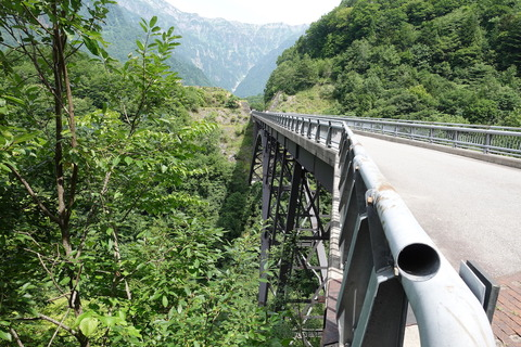 リベンジの旅 (17) 奥飛騨へ