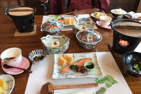 記念旅行 岡山へ (6) 蒜山へ行きました