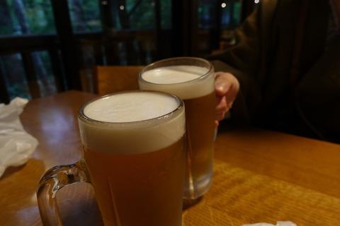 奥飛騨の旅 (11) 夕食です!