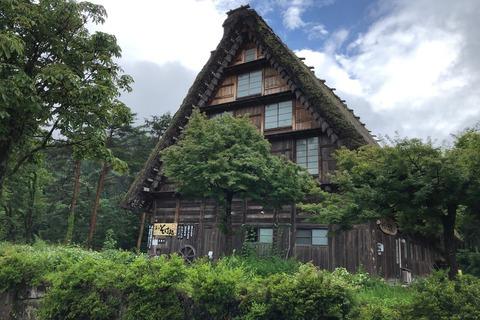 夏旅 (3) 白川郷を散策