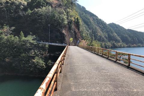 花見の旅 (5) 北山村