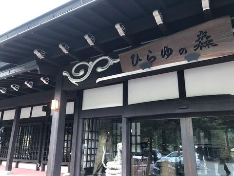 2度目の奥飛騨旅行 (8) 宿に到着