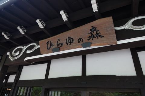 奥飛騨の旅 (10) 宿にチェックイン