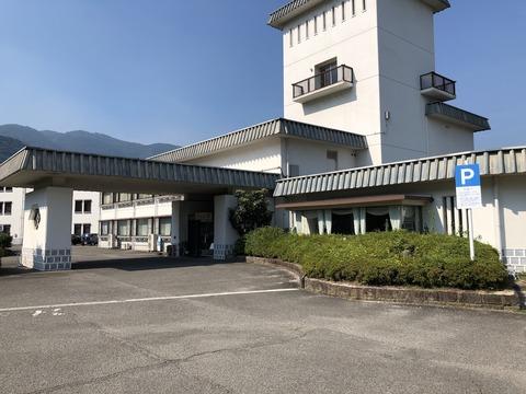 癒しを求めて徳島へ (5) 宿に到着!