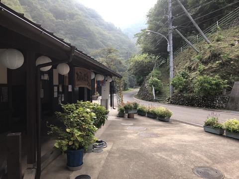 徳島の旅 (9) 朝食と帰路です