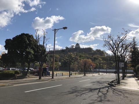 四国旅行 (2) 丸亀城