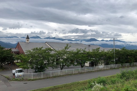 夏旅 (9) 安曇野スイス村