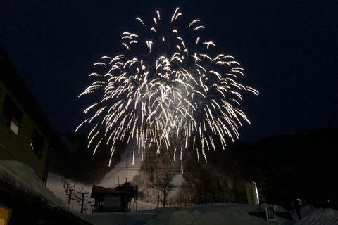 冬の奥飛騨 (6) 平湯大滝