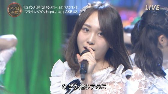 AKB48、キンタロー。&ロペスとコラボで『フライングゲット』披露! 「音楽の日2018」キャプまとめ