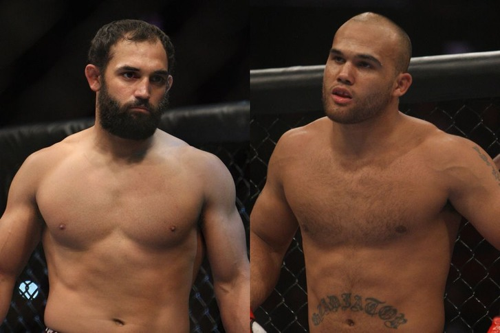 Hendricks vs Lawler
